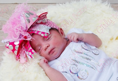 Newborn Baby Girl Boutique Clothing - Gowns, Outfits, Take Home Sets