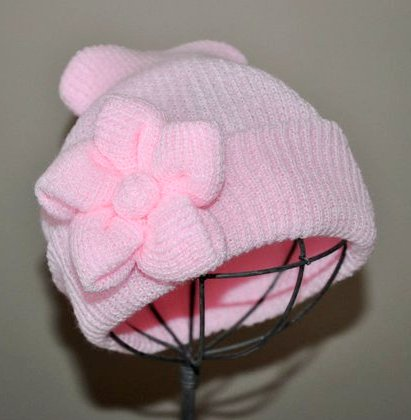 The Ruby Boutique Newborn Hospital Hat