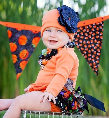 Sequins Black Rose Halloween Flower Hat