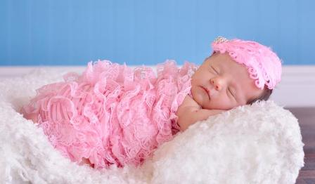 Pink Nagorie Feather Bling Lace Headband-pink, newborn, infant, feather, headband, infant, baby girl