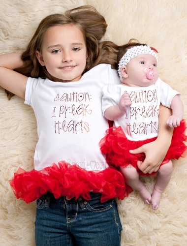 Baby Girls Boutique Valentine S Day Hair Bows Outfits