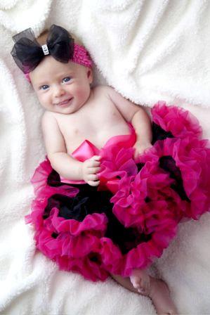 Diamond Diva Chiffon Hair Bow Headband-chiffon, organza, boutique hairbow, headband, infant, baby, girl