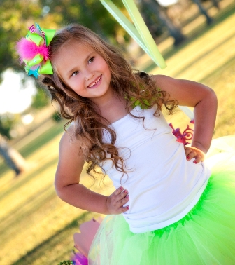 Little Limeade Tutu