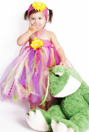 Birthday Party Carnival Fun Tutu Dress