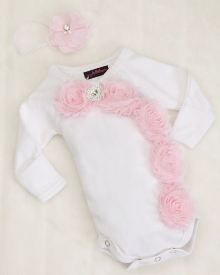 Newborn Baby Girl Boutique Clothing - Gowns, Outfits, Take ...