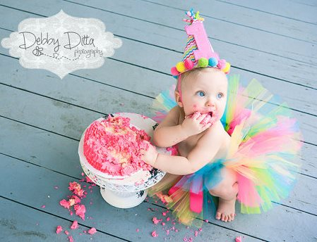 Candy Rainbow Colorful Tutu-Candy Rainbow Tutu, 1st Birthday Tutu, Carnival Tutu, Candy Tutu, First Birthday Tutu, colorful, summer, birthday tutu