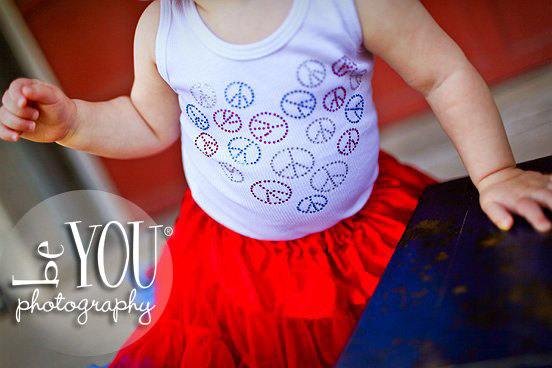 4th of July Patriotic Rhinestone Peace Sign Heart Tank-red, white, and blue, infant, baby firl, bling, rhinestone, shirt, tank top