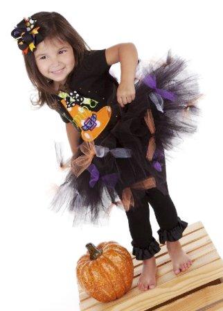 Wickedly Witchy Tutu-