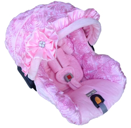 Baby Car Seat Slip Covers