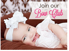 baby bow of the month club