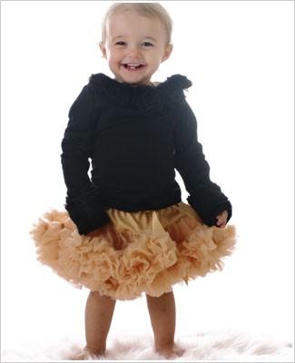 Glitzy Gold Newborn Dropwaist Pettiskirt-gold, holiday, christmas, dressy, special ocassion, boutique, newborn, infant, baby girl