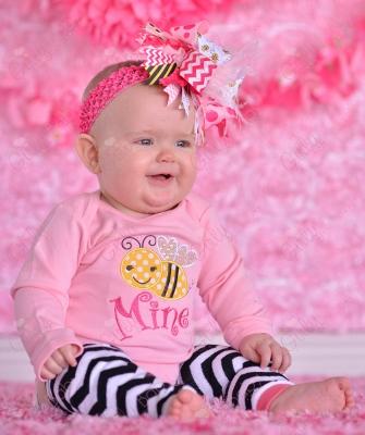 BEE Mine Pink Valentine Shirt