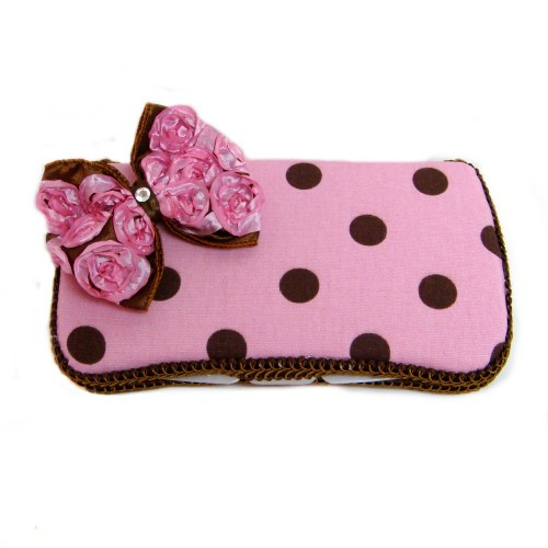 Bella Boutique Travel Wipes Case