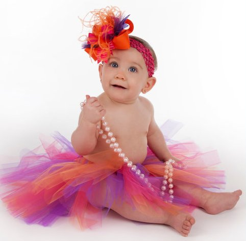 Popsicle Princess Party Tutu