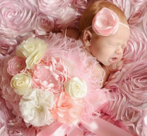 Maternity Flower Sashes