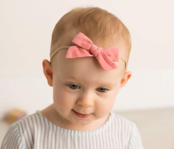 Choose Color - Corduroy Nylon Knot Headband