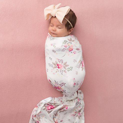 Aria Swaddle Blanket