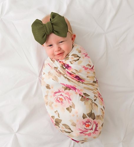 Madison Swaddle Blanket