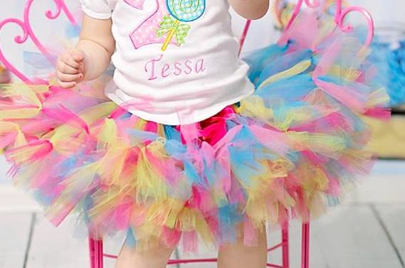 Choose Color(s) - Custom Handmade Tutu
