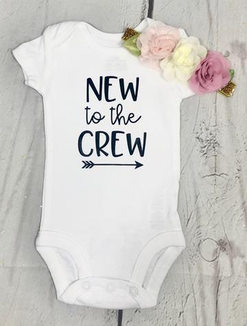 New to the Crew Bodysuit