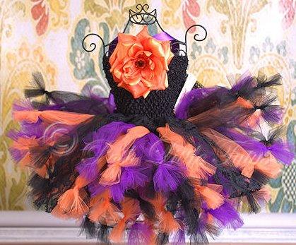 Halloween Diva Tutu Dress