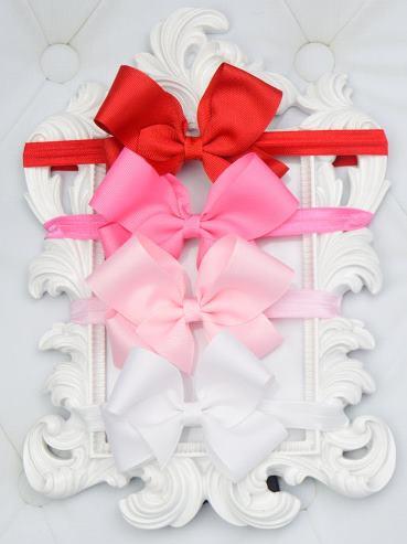 Choose Color - Newborn Infant Bow Headband