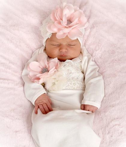 Newborn Baby Girl (5-9lbs)